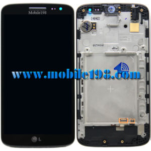 for LG G2 Mini D620 LCD Display with Digitizer with Front Housing