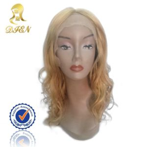 Indian Women Human Hair Lace Front Wig