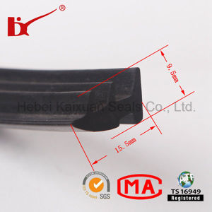 Auto Co-Extruded Door Rubber Edge Trim pictures & photos