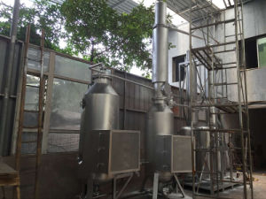 Black Car Motor Oil Distillation Equipment (EOS-5) pictures & photos