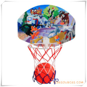 Chirdren Mini Plastic Basketball Backboard for Promotional Gifts (OS48007) pictures & photos