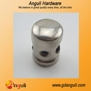 High Quality Stainless Steel Handrail Fittings (AGL-11) pictures & photos