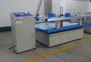 Package Integrity Transport Vibration Simulating Test Machine pictures & photos