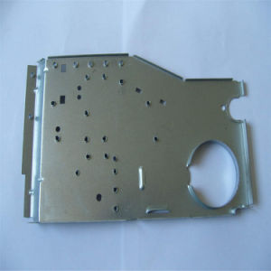 Metal Stamping Part with Black Powder Coating