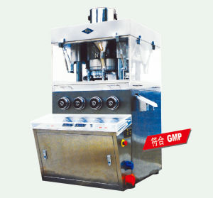 High Precision Rotary Tablet Press Machine (ZPW-41D) pictures & photos