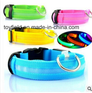 Dog LED Collar Flashing Safety Pet Collar pictures & photos