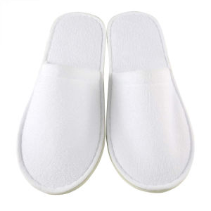 Man/Women/Kids in House/SPA/Office/Bedroom/Office/Airplane Disposable Hotel Slippers to Hongkong 5star Hotel