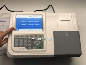 Touch Screen Elisa Microplate Reader (WHYM201) pictures & photos
