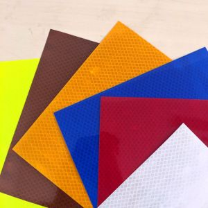 Engineering Prismatic Grade Egp Reflective Sheet