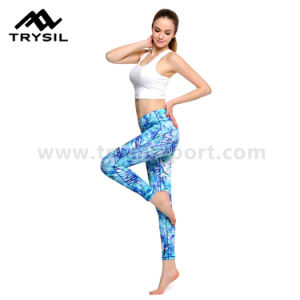 Ladies Fitness Spandex Gym Wear Yoga Legging