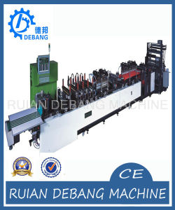 Four-Side Sealing Bag Making Machine