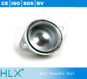 Universal Steel Ball Transfer in Zinc Plated Finishing pictures & photos