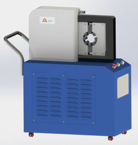 A/C Hose Crimping Machine