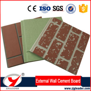 Eco-Friendly Wood Fiber Cement Siding for Exterior Walls pictures & photos