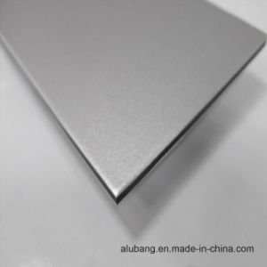 Brushed Aluminum Composite Panel (ALB-029) pictures & photos