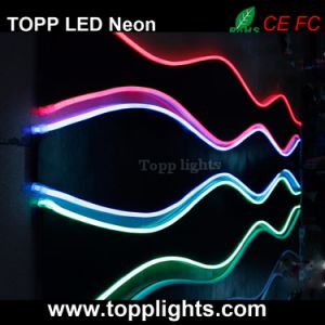RGB Emitting Color LED Light Source Under Car Neon Lights