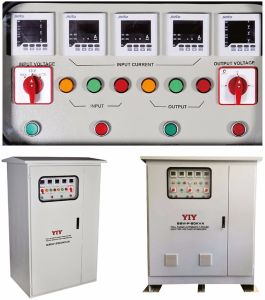 SBW-50kVA Series High Power Compensation Three Phase Voltage Stabilizer pictures & photos
