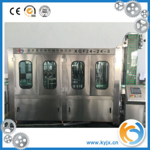 Automatic Pet Bottle Water Filling Machine with Factory Price pictures & photos