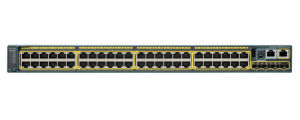 New Cisco 48 Port Gige Poe Network Managed Switch (WS-C2960S-48TS-S)