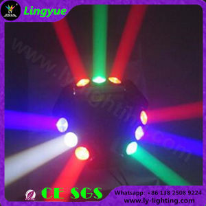 RGBW 9X10W Moving Head Light DMX Beam LED Spider pictures & photos