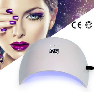 Wholesales LCD 24W Nail Lamp Dryer