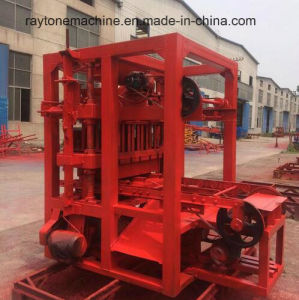 Qtj4-26c Concrete Block Machine Hollow Cement Brick Making Machine pictures & photos