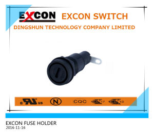 Safe Reliable Fuse Holder with Excon Logo