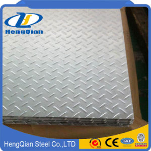 Cold Rolled Embossed Stainless Steel Sheet (201 202 304 430 316) pictures & photos