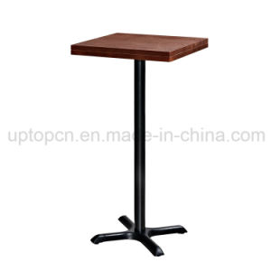 Vintage Style Square High Bar Table for Club (SP-BT608) pictures & photos