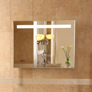 Cheap Bathroom Mirrors with Lights for Economical Apartment or Hotel