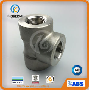 Forged High Pressure Sw Equal Tee with OEM (KT0527) pictures & photos