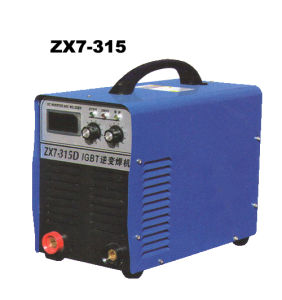 Manufacturer High Quality IGBT Inverter MMA Welder Zx7-315