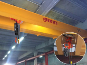 Overhead Bridge Crane Design Customized with End Carriage pictures & photos