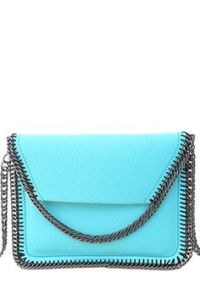 Candy Color Chains PU Leather Cross Body Bag Hand Bag (BDMC040) pictures & photos