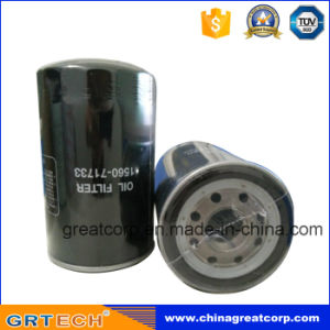 15607-1733 OEM Quality Auto Oil Filter for Hino