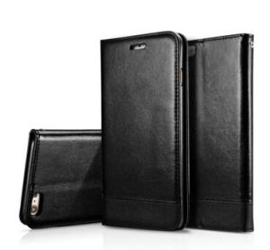 Wholesale PU Leather Wallet Design Cell Phone Case for iPhone 6/6