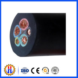 Rubber Sheath Control Insulated Cable (YC)
