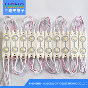 5050 LED Injection Module Lighting 0.5W 2 LED Chips pictures & photos