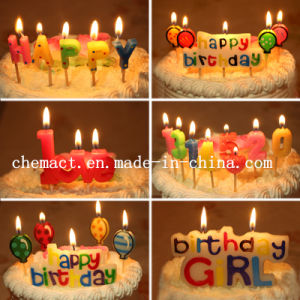 Hot Sale Birthday Number Candle pictures & photos