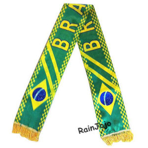 Polyester Soccer Fan Scarf pictures & photos