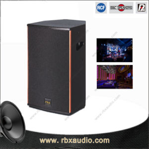 Rx-1560 Single 15 Inches Rcf 2-Way Club Audio Equipment