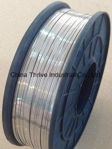 Hight Quality Aluminium Flat Wire for Zipper pictures & photos