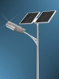12V 50W LED Solar Street Light for Outdoor Using pictures & photos