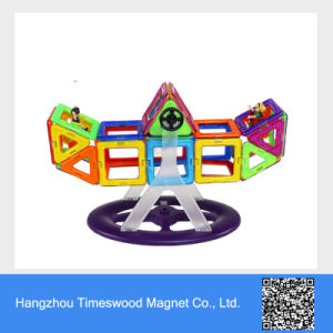 Magnetic Toys Magplayer Blocks for Education pictures & photos