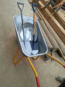 China Qingdao Hot Product Wb5009 Wheel Barrow pictures & photos