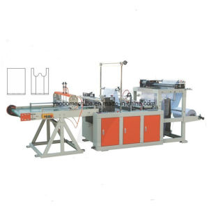 Single Layer Bottom Sealing Bag Making Machine with Conveyor