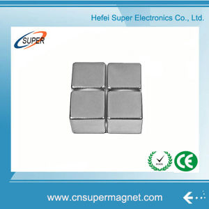 High Quality N38 Neodymium Block Magnets pictures & photos