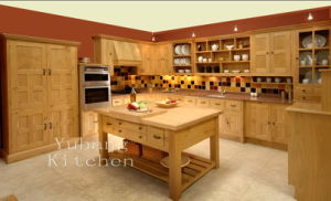 Modern E1 Europe Standard Wooden Kitchen Cabinet
