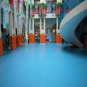 Best Popular Environmental Protect Best Material PVC Plastic Flooring