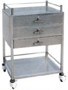 Hospital Trolley for Medicine Transfer pictures & photos